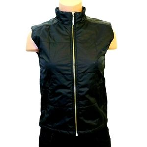 Kenneth cole reaction black vest size 7 or small